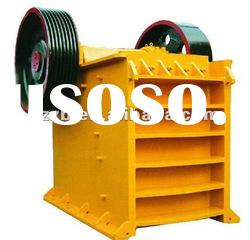 High efficiency jaw crushing machine in mining ore with ISO quality
