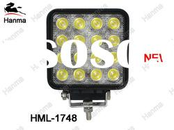 High power LED work light for Industrial and Agricultural vehicles. HML-1748