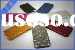 High quality mobile phone aluminum case for iPhone 4 4S