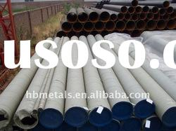 Hot rolled carbon steel seamless pipes API 5L ASTM A106/A53