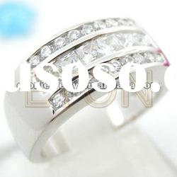 Hot sale delivate design fashion 925 sterling silver ring jewelry (R5424)