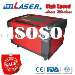 LL RL6090HS high speed laser cutting machine for leather