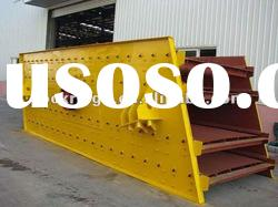 Large Capacity High Quality Used Vibrating Screen