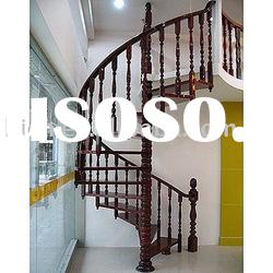 Liien Solid Wooden staircases,The W.Wenter Series Stairs From Italia