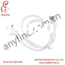 Mobile phone usb data cable for iPhone 3G