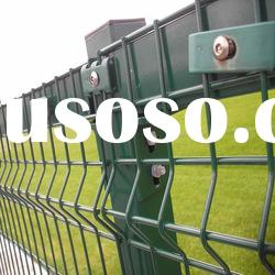 Pvc welded wire mesh fence manufacturer