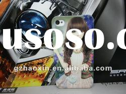 QQ show series mobile phone case for iphone4/4s