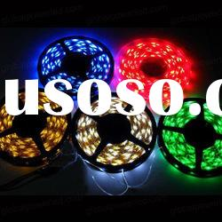 RGB colorful led strip light with 5m/roll