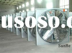 SANHE ceiling husbandry poultry fan with CE