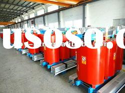 SCB11 Resin Insulation Dry Type Indoor Power Transformer