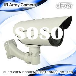 SONY Array LED Waterproof IR Camera cctv systems digital ccd video monitor