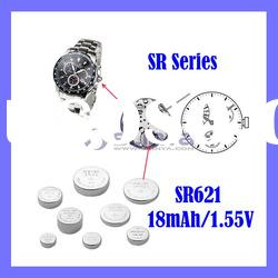 SR621 Cell Battery Cell Series Alkaline Cell
