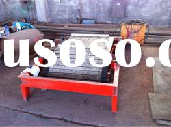 Series RCYK auto cleaning steel armored belt permanent magnetic iron separator