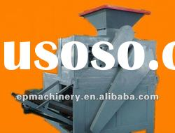Small Type 15TON Charcoal Briquette Machine Hot Selling In Brazil