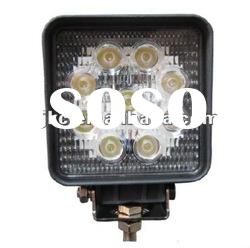 Square off-road led Working light 27w