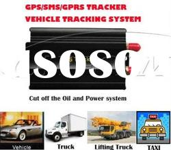 Vehicle Realtime Tracker For GSM GPRS GPS tracking System