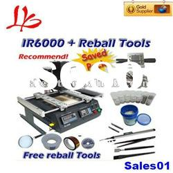 Wholesale High-tech BGA IR6000 Infrared Rework Station + BGA Accessories