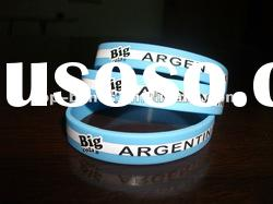 (qift.wristband .bracelet.silicone wristbands)The London Olympic Games wristband