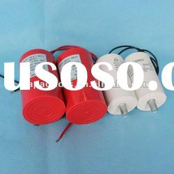 aluminum zinc alloy metalized polypropylene film motor capacitor