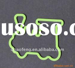 children education silicon rubber band made in china