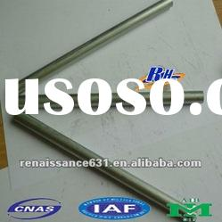 color zinc-coated seamless steel tubes