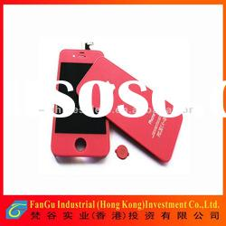 for Apple iPhone 4 Retina LCD + Digitizer Touch Screen + Glass Assembly