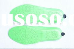 heat/heating/heated insole with rechargeable li-battery for winter outdoor sports like fishing