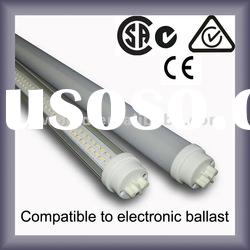 high power 30w 3000lm electronic ballast compatible led light tube