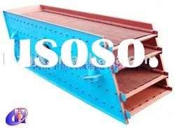 high quality YZS vibrating screen for mine