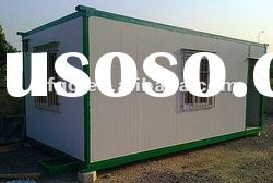 high quality steel camping prefab house for office