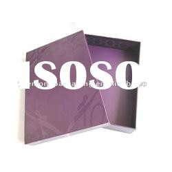high quality t-shirt clothes packaging paper boxes