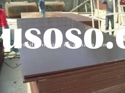 high quality waterproof brown film faced plywood