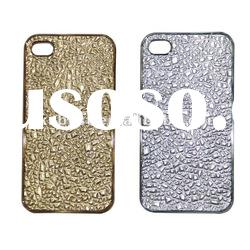 hot aluminum chrome case cover for iphone 4s