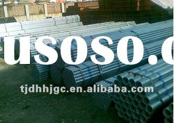 hot rolled pre-galvanized steel pipe