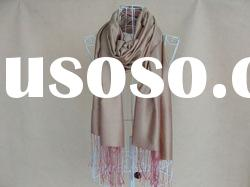 lady's solid silk shawl for 2012