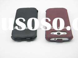 leather cell phone case for Samsung galaxy S3,SIII, i9300