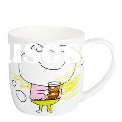 lovely cartoon children mug