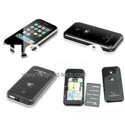 mobile phone with quadband dual sim dual standby+WIFI+TV+JAVA (T2000)