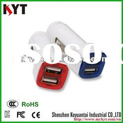new hot sell car charger usb port