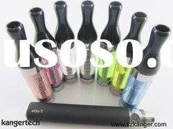 newest hot product!!! colorful clear atomizer kanger T2