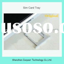 original new replacement sim card tray holder for iphone 4g paypal is accepted