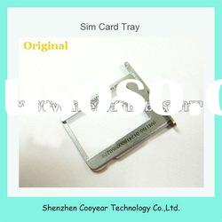 original new sim card slot tray holder for iphone 4g paypal is accepted
