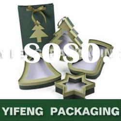 printing paper jewelry gift box template producer factory price GB4540