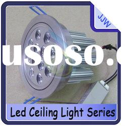 residential commercial 12*1w LED ceiling light (CE&ROHS)