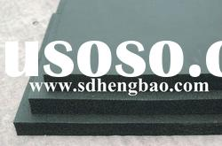rubber foam plastic thermal insulation sheet in pieces for pharma industries