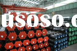 seamless steel pipe ASTM A106 B/black painting