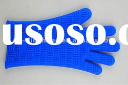 silicone long oven glove
