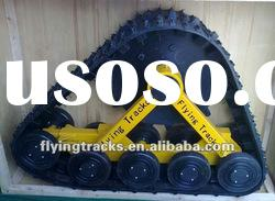 small excavator rubber track System