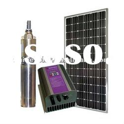 solar powered submersible water pumps SN-PW3000H100