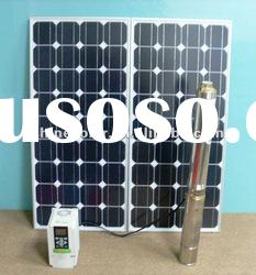 solar powered submersible water pumps SN-PW3000H175